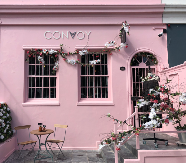 Spring has Arrived at CONVOY Cape Town!