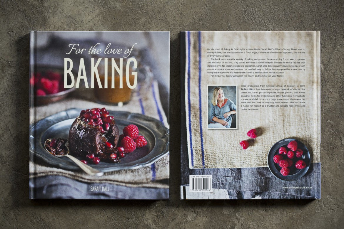 Profile: Sarah Dall & Her Love for Baking