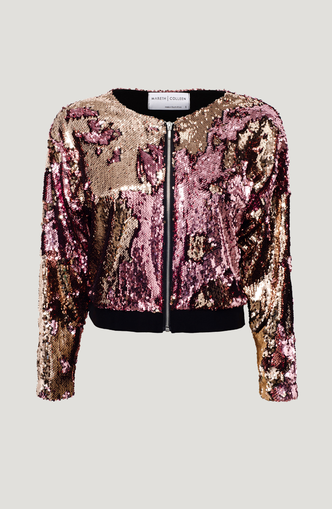 Sequined Jacket (4702011129944)