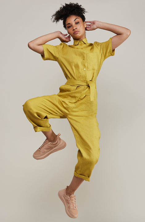 Boilersuit 100% Linen
