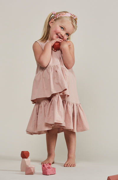 EMMA DRESS for GIRLS - MARETHCOLLEEN