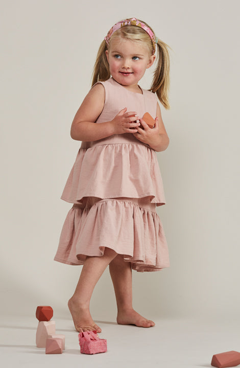 EMMA DRESS for GIRLS - MARETHCOLLEEN (4353597735000)