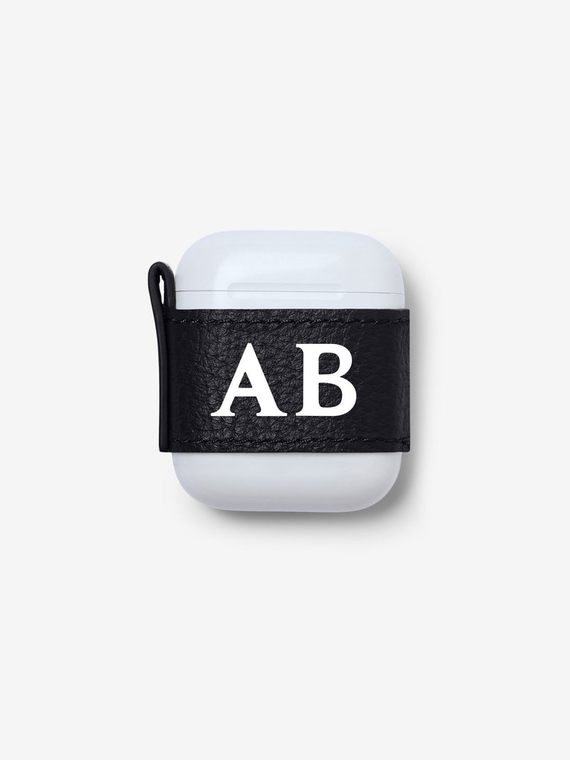 Non Wireless AirPods Customised Leather Sticker