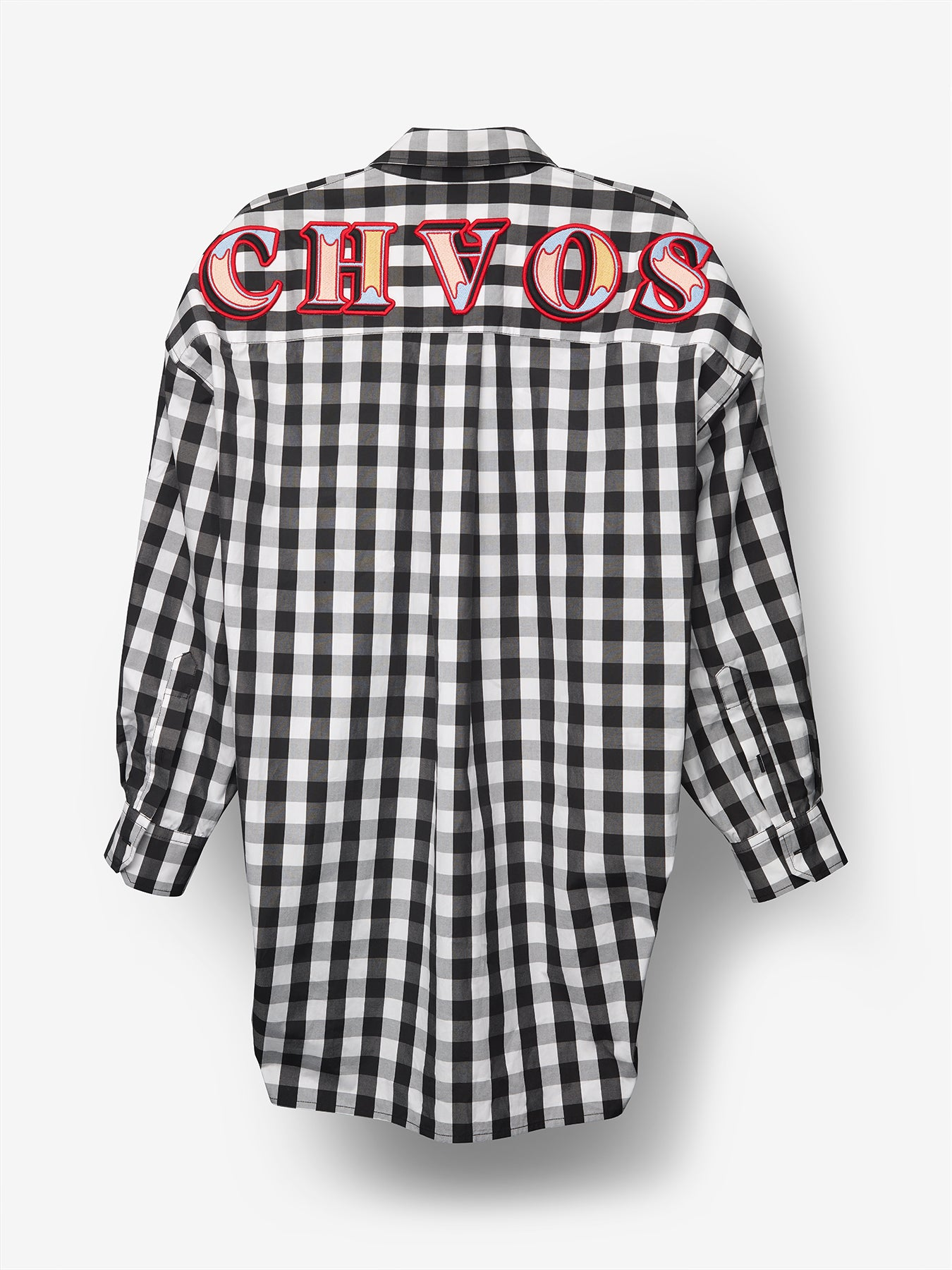 Gingham Cotton Chaos Shirt