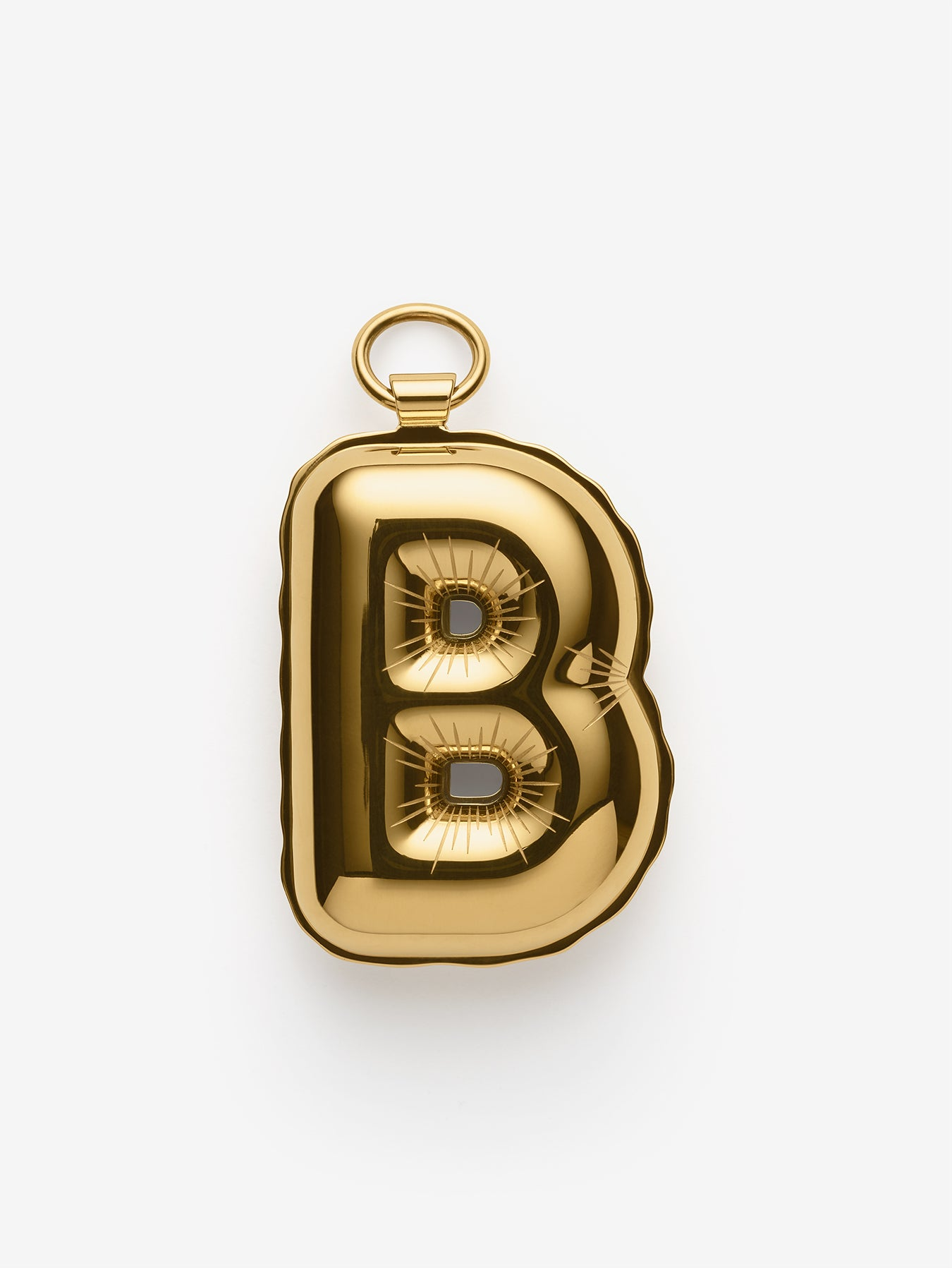 Alphabet Balloon Charm