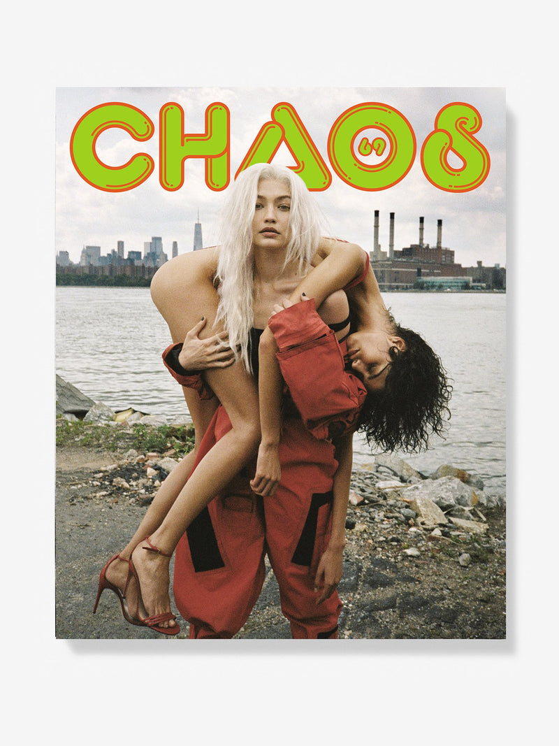 Chaos SixtyNine Poster Book - Issue Two