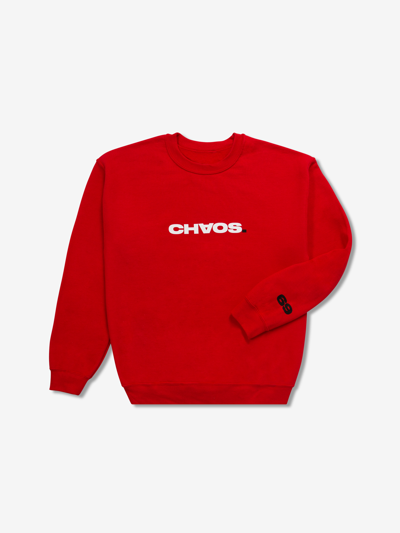 Red Chaos SixtyNine Sweatshirt