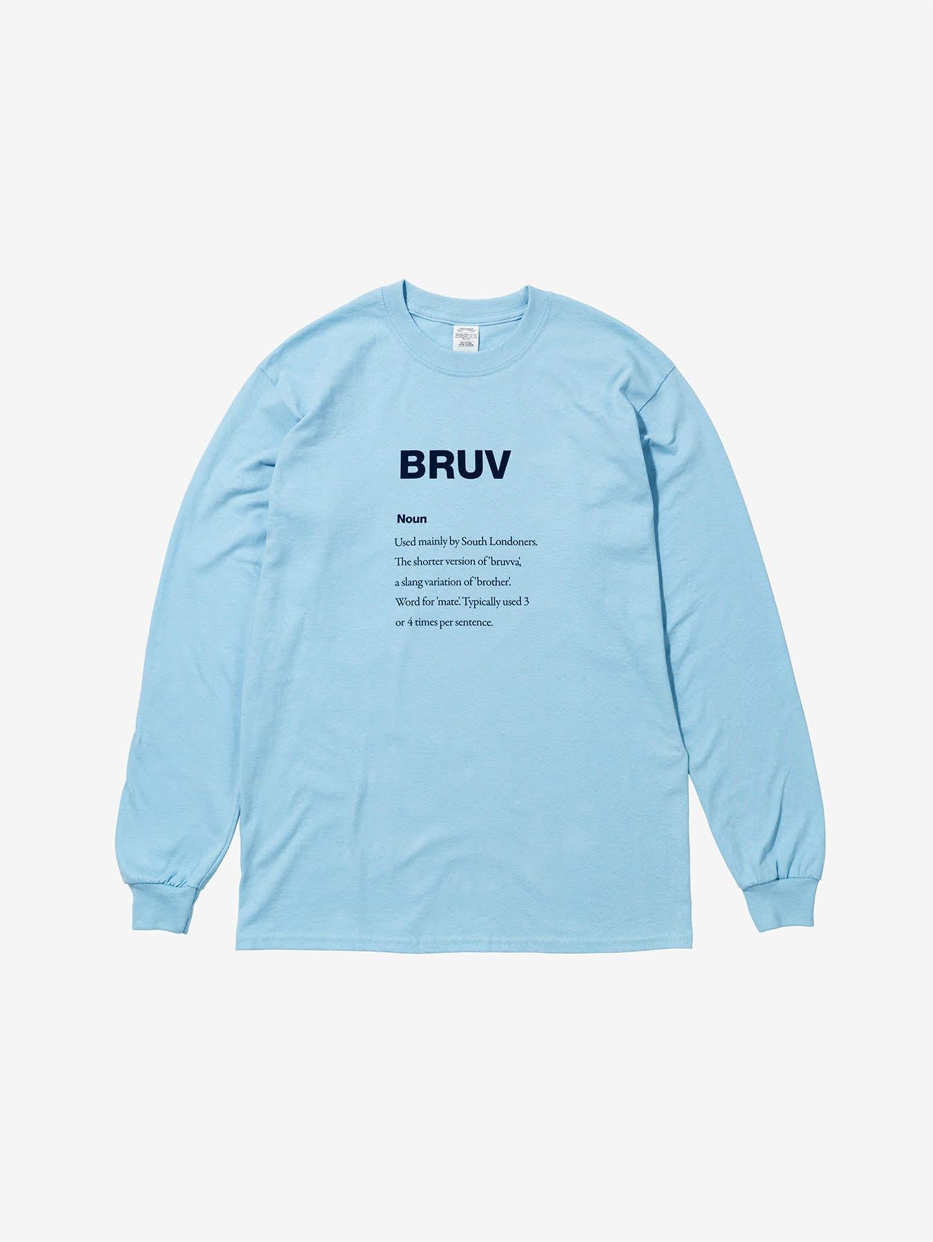 Bruv Club Long Sleeved T-Shirt