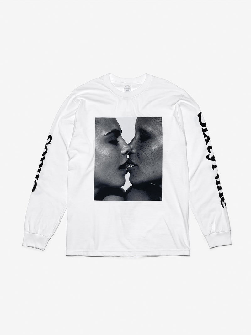 Chaos SixtyNine 'Kiss' Long Sleeved T-shirt