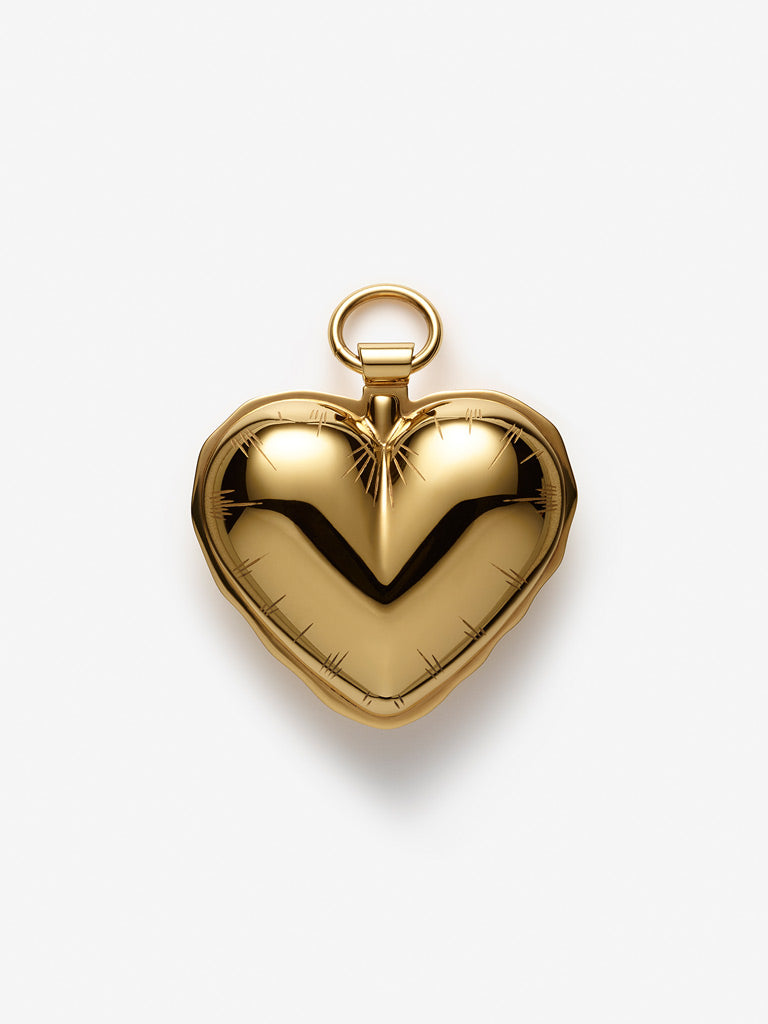 Heart Balloon Charm
