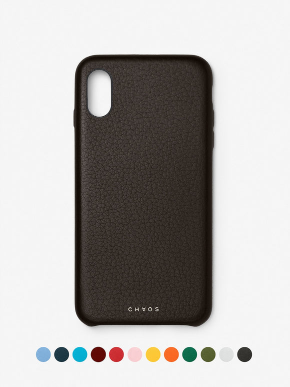 Classic Leather iPhone Case