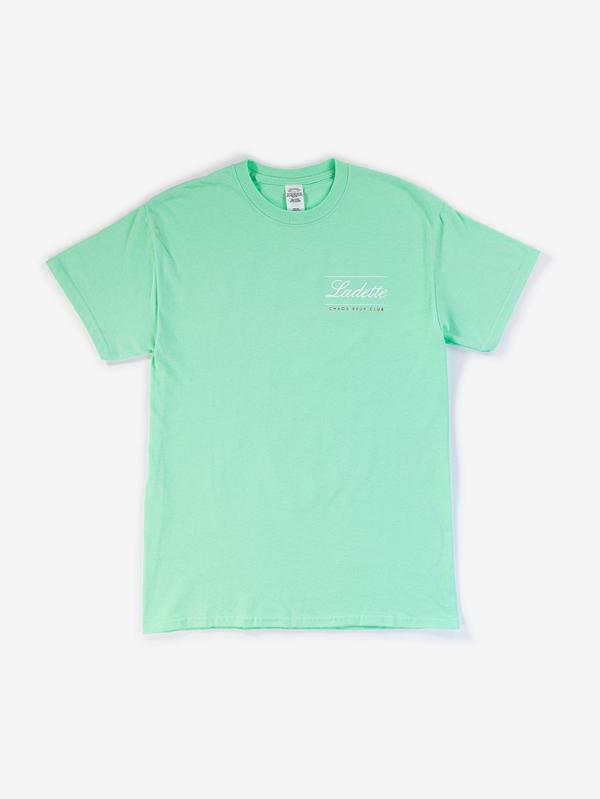 Bruv Club Short Sleeved T-Shirt Mint