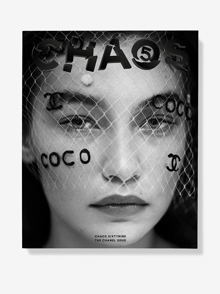 Chaos SixtyNine Poster Book No5 - The Chanel Issue