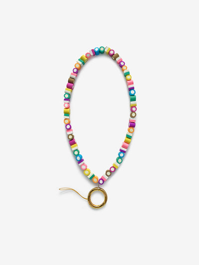 Dolly Mix Sweetie Beaded Phone Strap