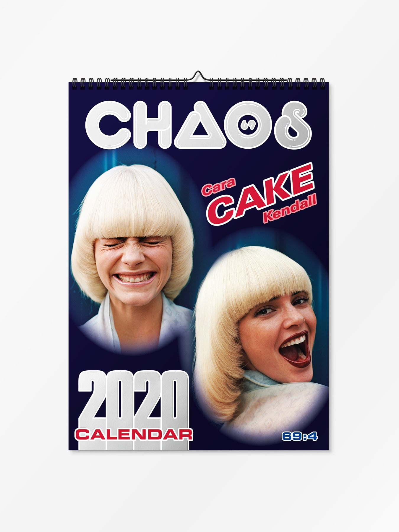 Chaos 69 Calendar Issue 4 - Cover 1
