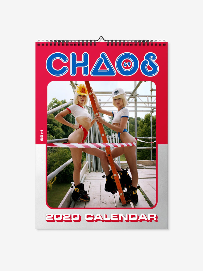 Chaos 69 Calendar Issue 4 - Cover 2