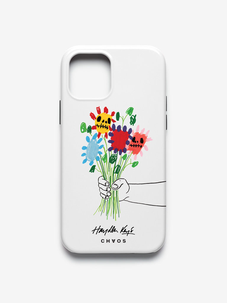 Hayden Kays 'I killed these for you' iPhone Case