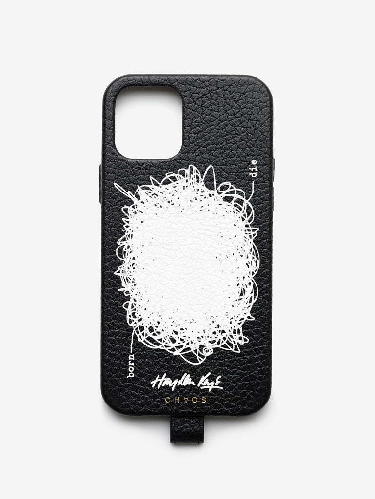 Hayden Kays 'FML' Leather iPhone Case