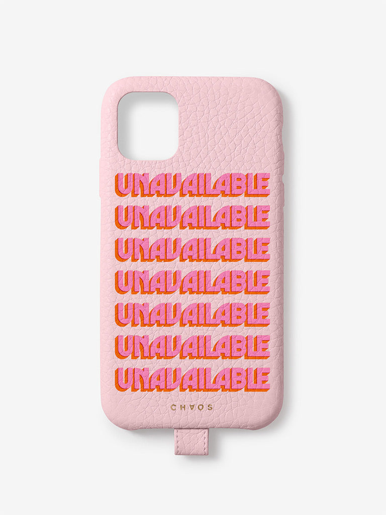 Unavailable #REALTALK Phone Case