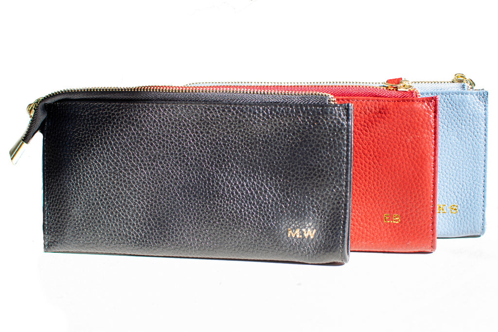 Toulouse Leather Clutch/Purse