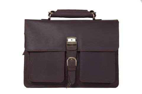 Handmade Full Grain Briefcase