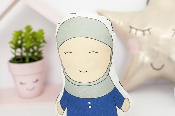 Aaminah Cushion Doll