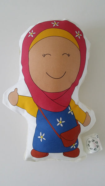 Maymona Cushion Doll