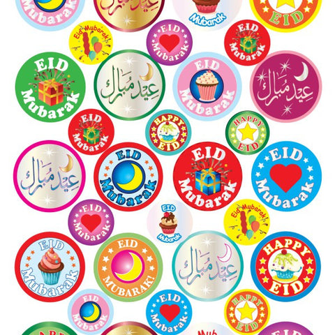 Eid Sticker Pack