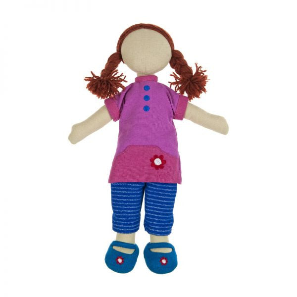 Ethnic Girl Doll Set – Zainab