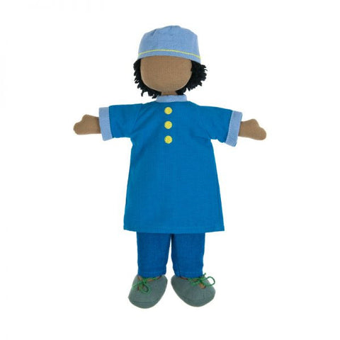 Ethnic Boy Doll Set – Zakariya