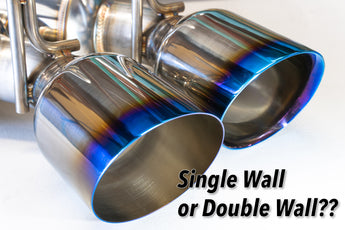What's the difference between the Single Wall and Double Wall?