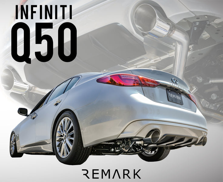 Introducing REMARK 2014+ Infiniti Q50
