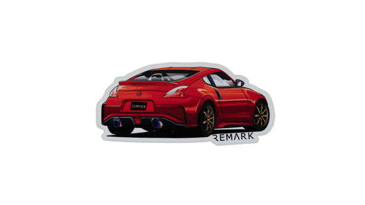 Sticker -REMARK Nissan 370z