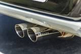 Catback Exhaust for Toyota Corolla Hatchback 2019+ (ETA End of April)