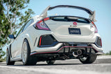 Honda Civic Type R 017+ FK8 Spec-I,Honda Exhaust - REMARK
