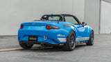 Catback Exhaust - Mazda MX-5 ND [2015+]