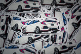 Sticker -REMARK Honda Civic Type R Fk8