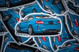 Sticker -REMARK BMW M2