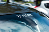 REMARK Logo Decals