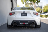 FT-86 Speed Factory Collaboration Catback Exhaust for FRS, BRZ, 86
