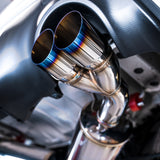 FT-86 Speed Factory Collab Catback Exhaust for FRS/BRZ/86 (12+)