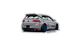 Sticker -REMARK Pandem VW GTi Mk7