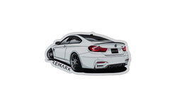 Sticker -REMARK BMW M4