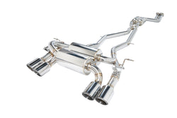 Full Exhaust System for BMW M3 (F80) / M4 (F82, F83) * IN STOCK *