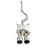 Catback Exhaust for Honda Civic Si 17+ Coupe (FC3) & Sedan (FC1)