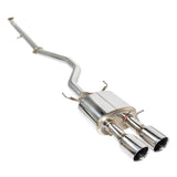 Catback Exhaust for Honda Civic Si (17+) Coupe FC3 & Sedan FC1