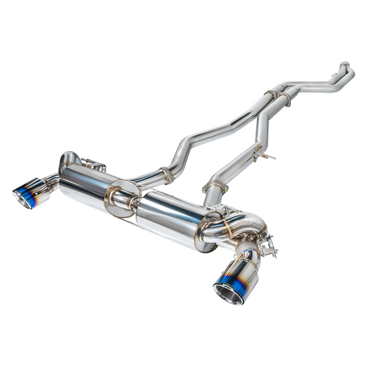 Elite Spec Catback Exhaust - Toyota Supra GR A90 DB42 (2020+) * ETA End of March *
