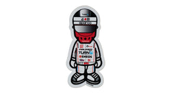 Sticker -REMARK Dai Yoshihara 2019 Formula D Edition