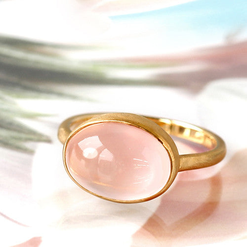 Who knew rose quartz are so gorgeous?