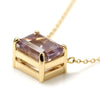 Ametrine necklace in 18k gold -Serum-